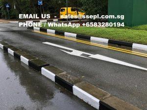 LTA standard road markings