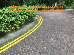 chlorinated rubber paint contractor singapore