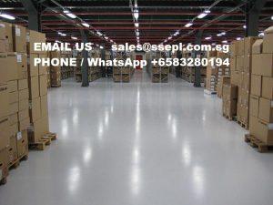 epoxy warehouse floor coatings