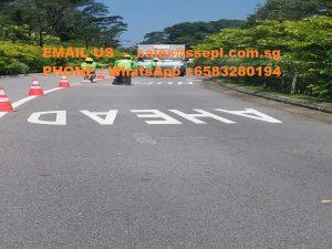 road marking contractor