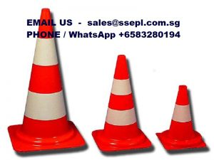 safety cone supplier in singapore