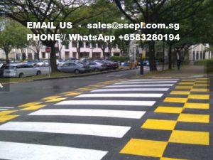 standard traffic signs & pavement markings