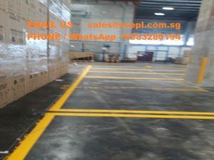 warehouse floor painting contractors