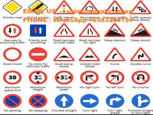 road signs singapore