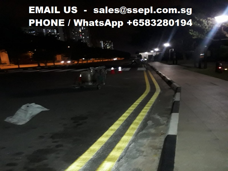 Car Park Painting Singapore Specialized Engineering Pte Ltd